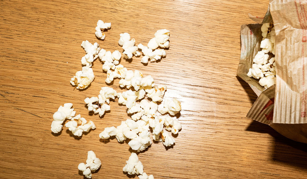 VERSA Impressum Popcorn