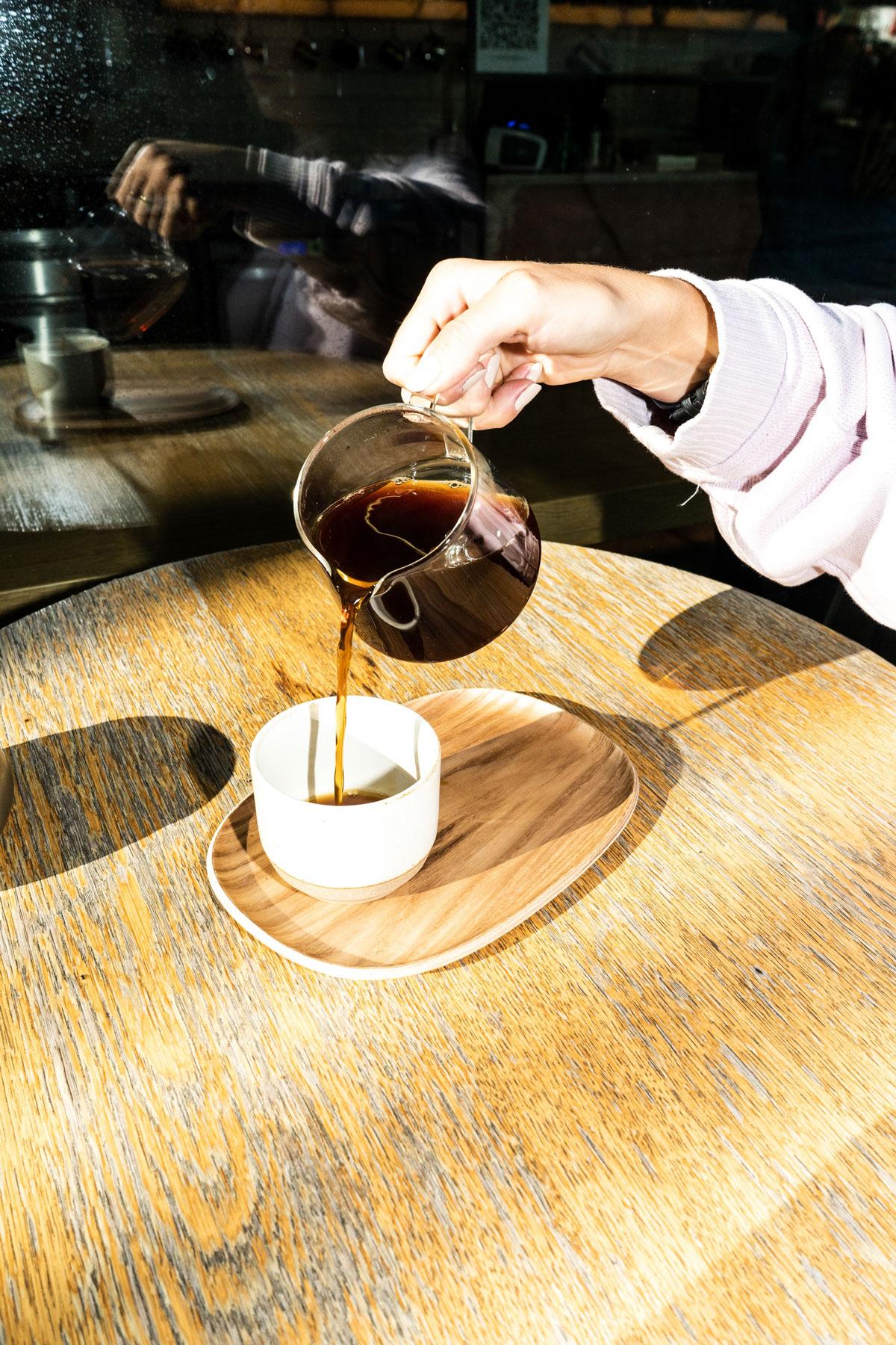 Versa Bar Bern Filterkaffee