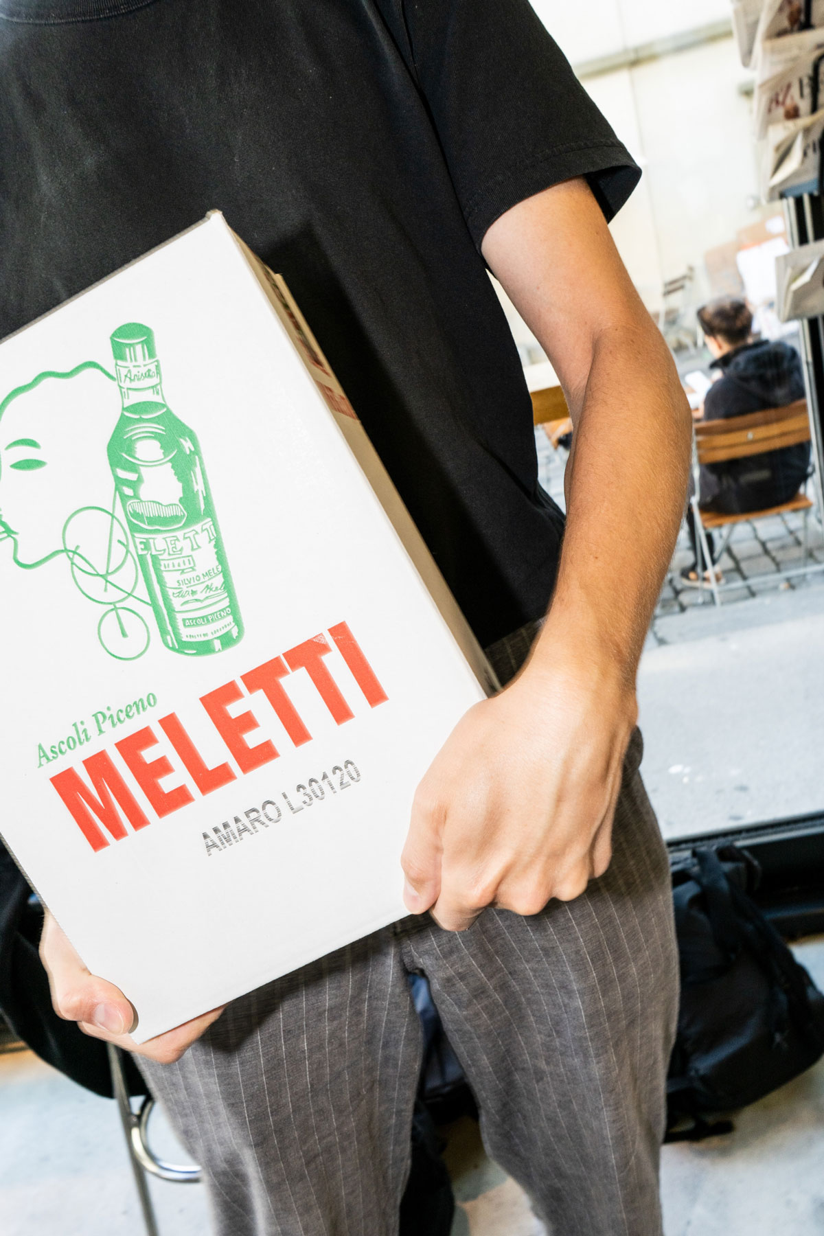 Versa Bar Bern Lieferant Meletti